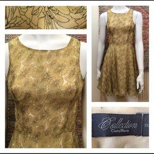 🌹Sale Costa Blanca Beautiful A-Line Floral Dress